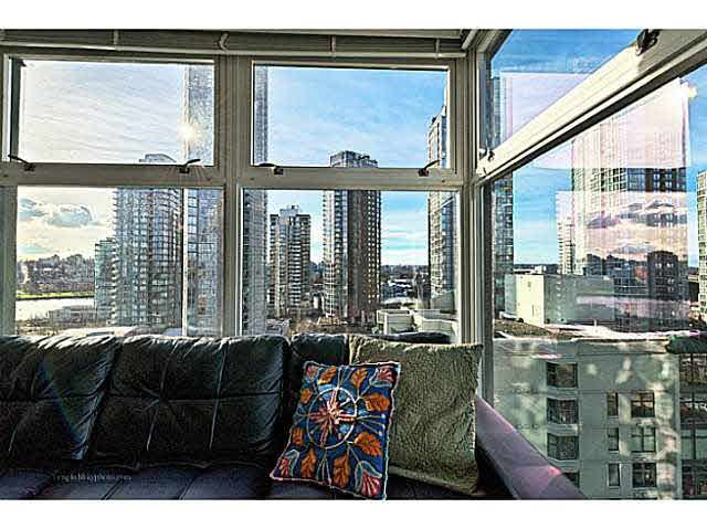 """Photo 8: Photos: B1105 1331 HOMER Street in Vancouver: Yaletown Condo for sale in """"PACIFIC POINT"""" (Vancouver West)  : MLS®# V1100721"""