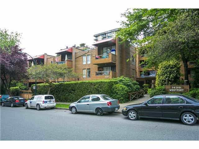 "Photo 12: Photos: 302 1435 NELSON Street in Vancouver: West End VW Condo for sale in ""WESTPORT"" (Vancouver West)  : MLS®# V1114088"
