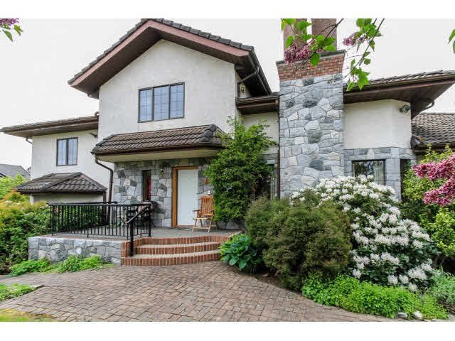Main Photo: 8151 145B Street in Surrey: Bear Creek Green Timbers House for sale : MLS®# F1439980