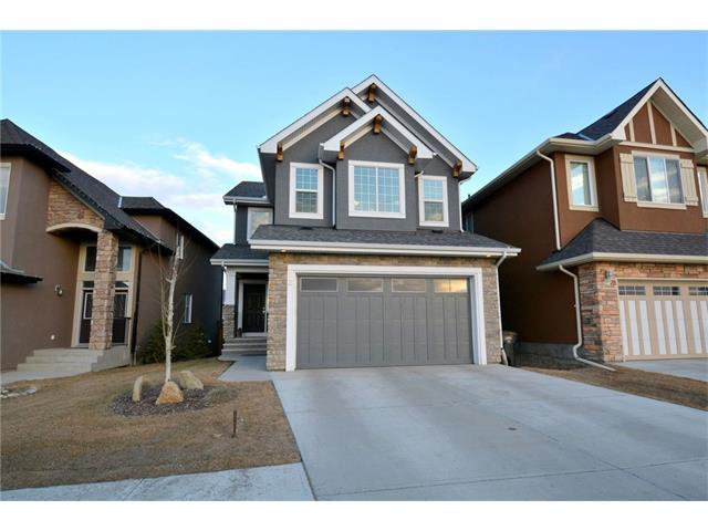 Main Photo: 12 SAGE MEADOWS Circle NW in Calgary: Sage Hill House for sale : MLS®# C4053039