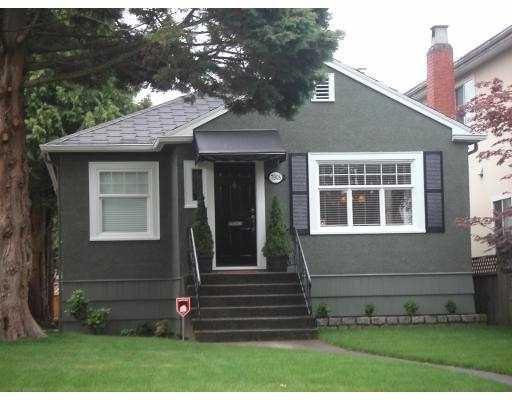 Main Photo: 7908 HUDSON ST in Vancouver: Marpole House for sale (Vancouver West)  : MLS®# V549745