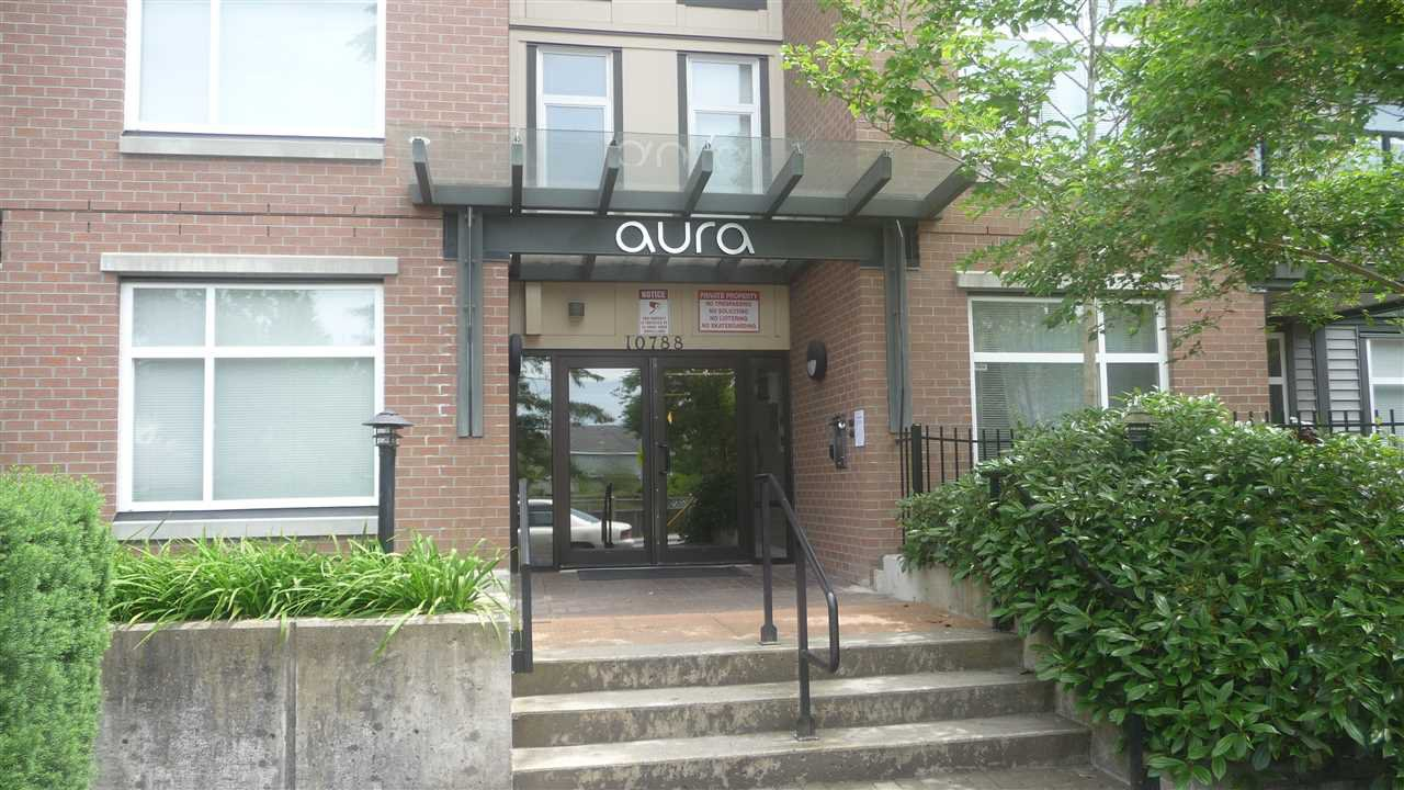 "Main Photo: 409 10788 139 Street in Surrey: Whalley Condo for sale in ""Aura"" (North Surrey)  : MLS®# R2075278"