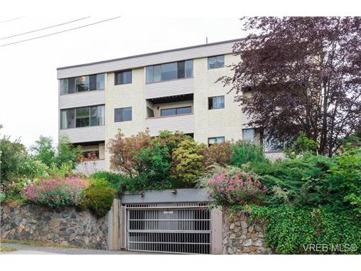 Main Photo: 401 2631 Prior Street in VICTORIA: Vi Hillside Condo Apartment for sale (Victoria)  : MLS®# 365966