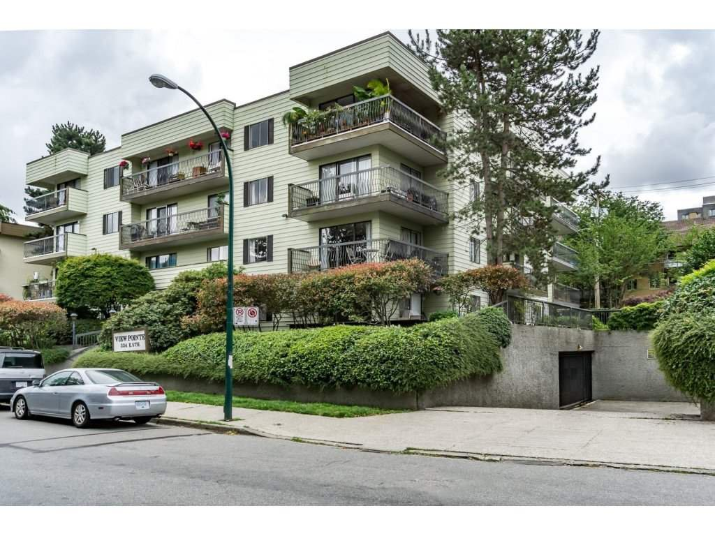 "Main Photo: 105 334 E 5TH Avenue in Vancouver: Mount Pleasant VE Condo for sale in ""VIEW POINTE"" (Vancouver East)  : MLS®# R2087437"