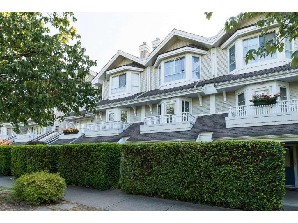 """Main Photo: 6 22000 SHARPE Avenue in Richmond: Hamilton RI Townhouse for sale in """"RICHMOND MEWS"""" : MLS®# R2094428"""