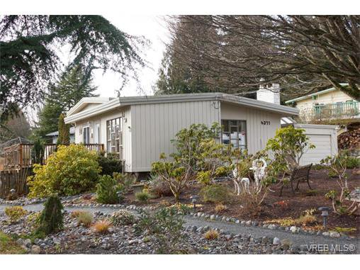 Main Photo: 4371 Parkside Crescent in VICTORIA: SE Mt Doug Single Family Detached for sale (Saanich East)  : MLS®# 374932