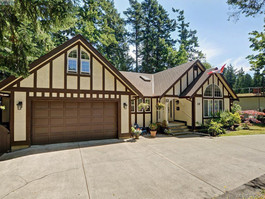 Main Photo: 12 Highbank Rd in VICTORIA: VR Six Mile Single Family Detached for sale (View Royal)  : MLS®# 765041