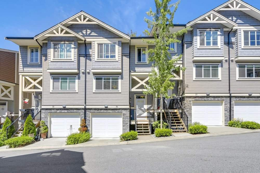 Main Photo: 76 11252 COTTONWOOD DRIVE in Maple Ridge: Cottonwood MR Townhouse for sale : MLS®# R2189756