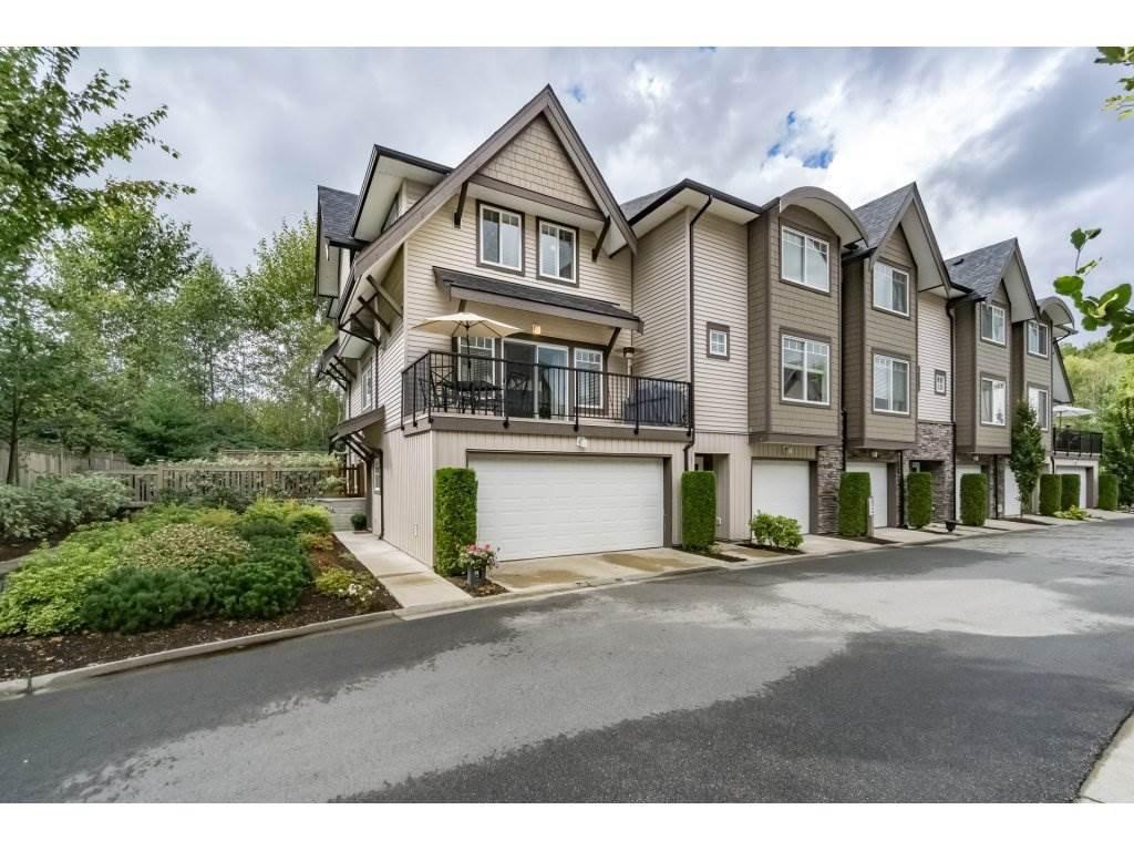 "Main Photo: 53 6895 188 Street in Surrey: Clayton Townhouse for sale in ""Bella Vita"" (Cloverdale)  : MLS®# R2207341"