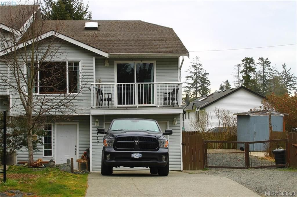 Main Photo: 2117 Pyrite Dr in SOOKE: Sk Broomhill Half Duplex for sale (Sooke)  : MLS®# 781521