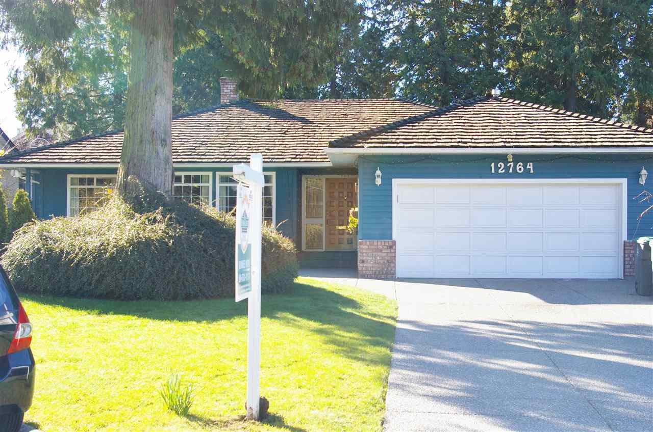 "Main Photo: 12764 20A Avenue in Surrey: Crescent Bch Ocean Pk. House for sale in ""Ocean Cliff"" (South Surrey White Rock)  : MLS®# R2246276"