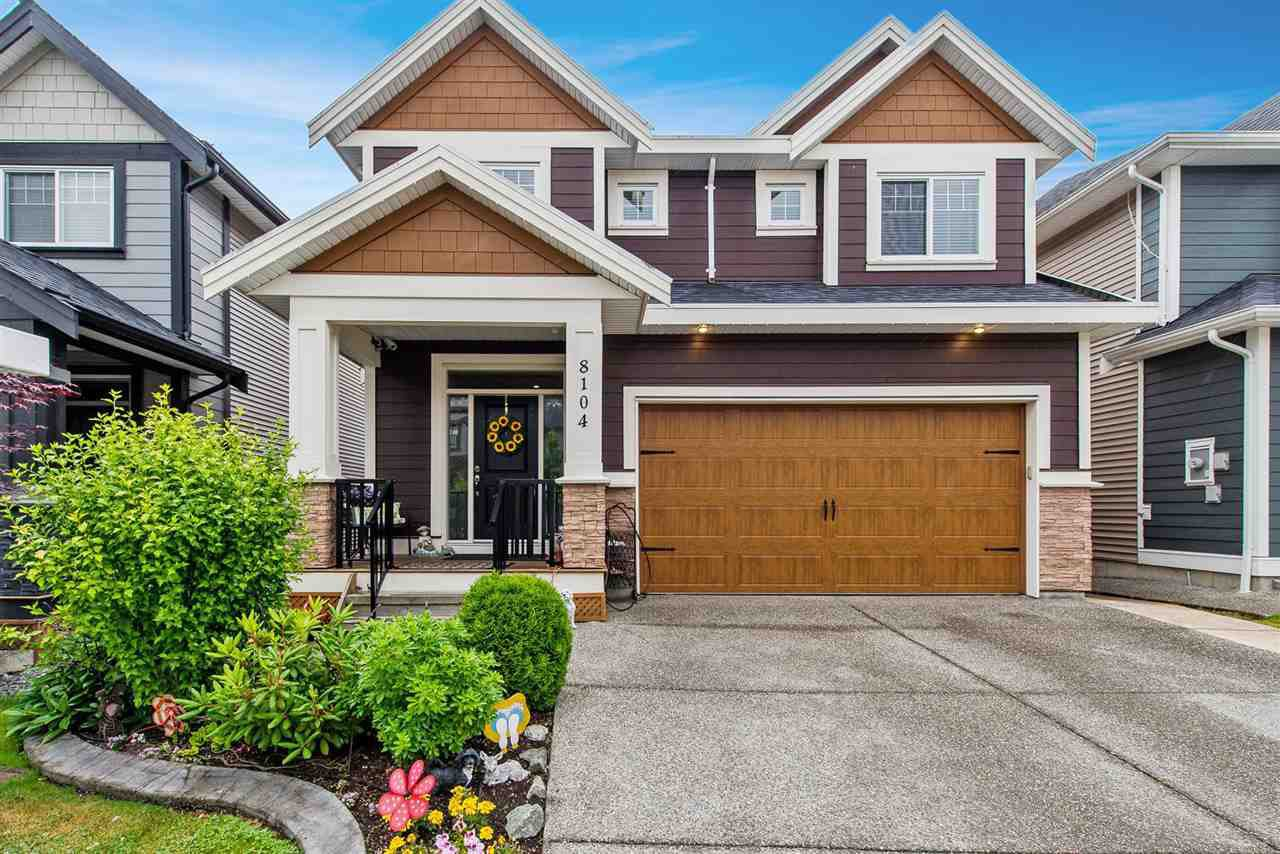 "Main Photo: 8104 211B Street in Langley: Willoughby Heights House for sale in ""Willoughby Heights"" : MLS®# R2285564"