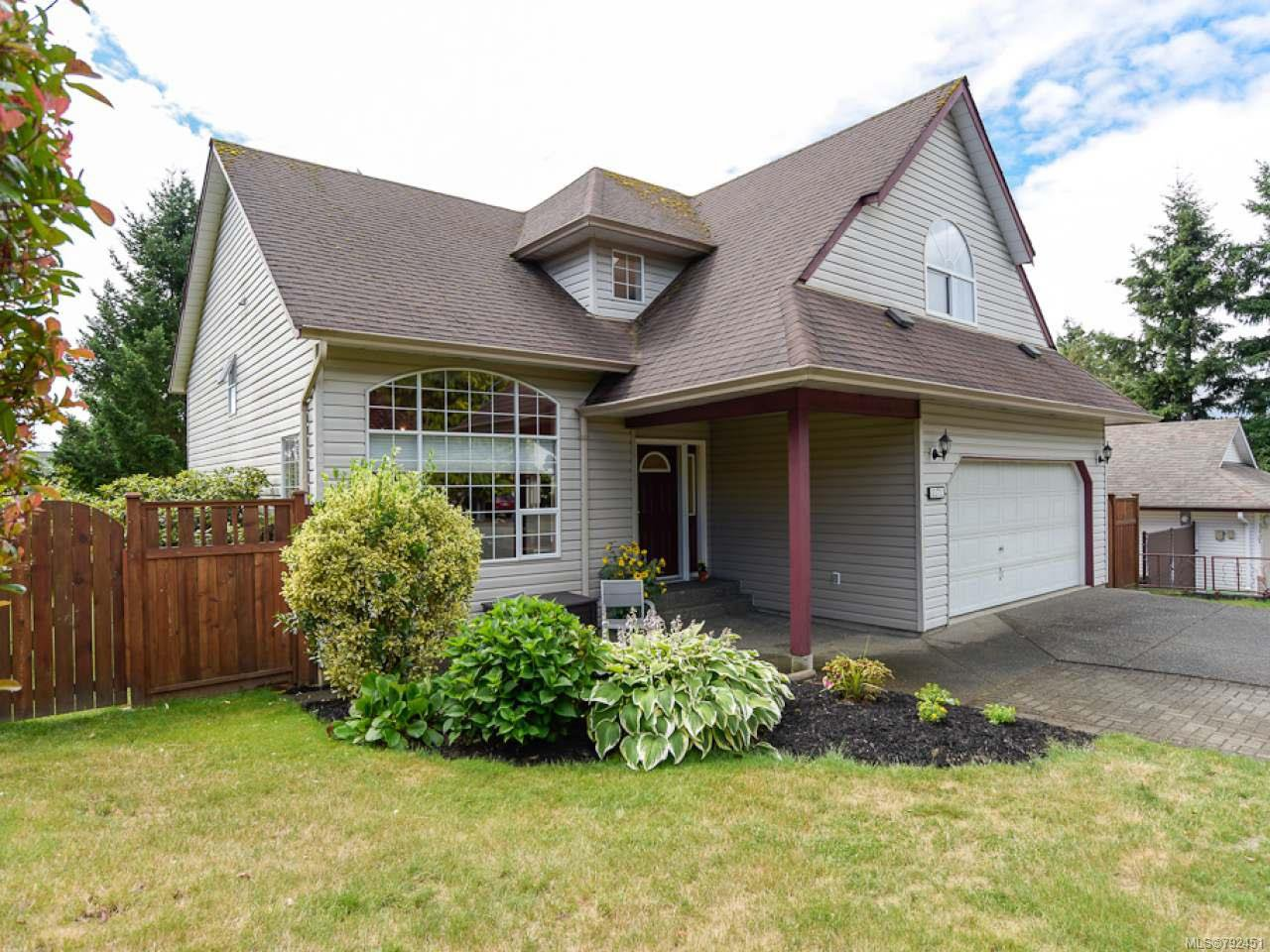 Main Photo: 1171 ZEBALLOS DRIVE in COURTENAY: CV Courtenay East House for sale (Comox Valley)  : MLS®# 792451