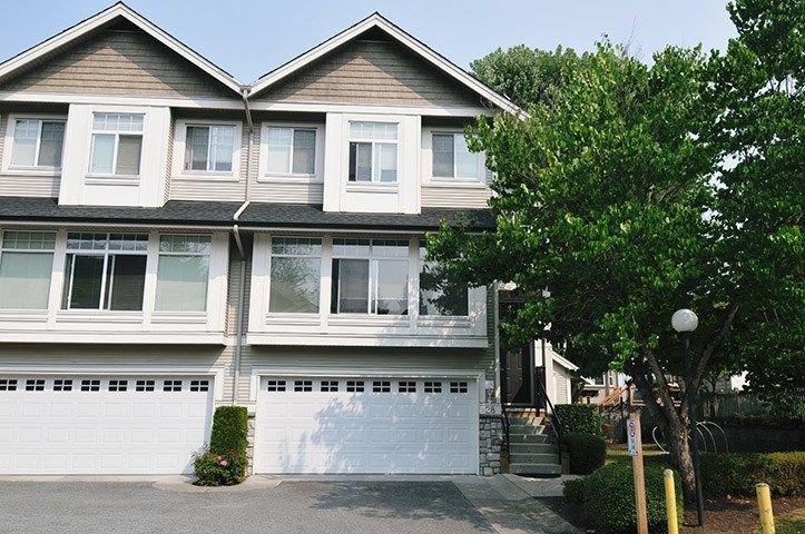 Main Photo: 28 23343 KANAKA Way in Maple Ridge: Cottonwood MR Townhouse for sale : MLS®# R2303709