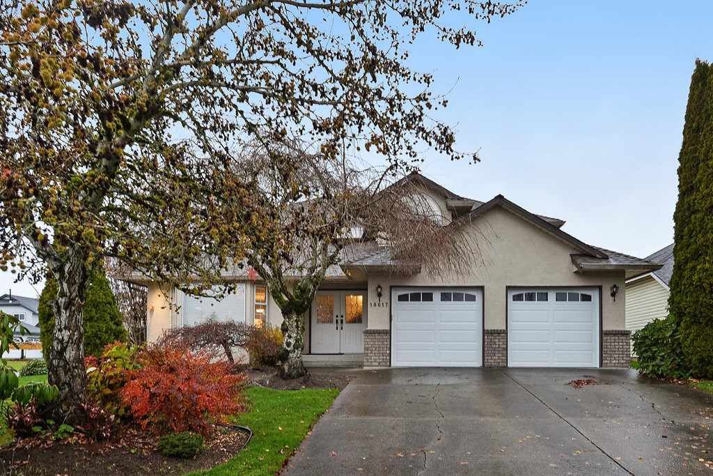 "Main Photo: 18617 60A Avenue in Surrey: Cloverdale BC House for sale in ""Eaglecrest"" (Cloverdale)  : MLS®# R2324863"