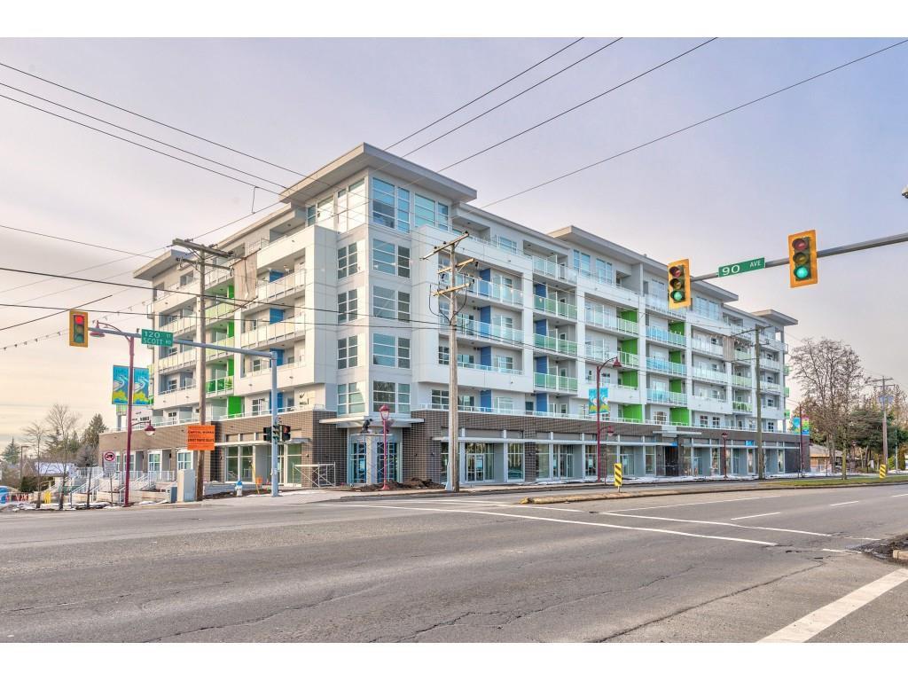 Main Photo: 503 9015 120 Street in Delta: Annieville Condo for sale (N. Delta)  : MLS®# R2343151