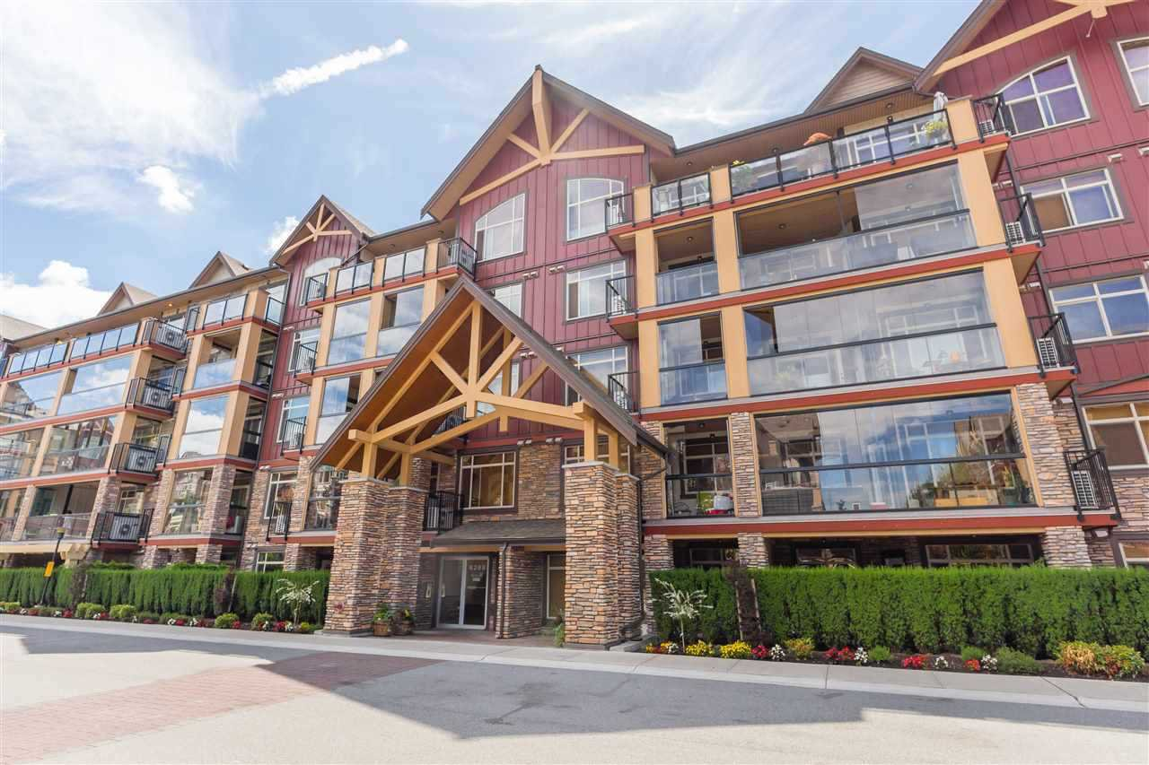 "Main Photo: 134 8288 207A Street in Langley: Willoughby Heights Condo for sale in ""Yorkson Condos"" : MLS®# R2349391"