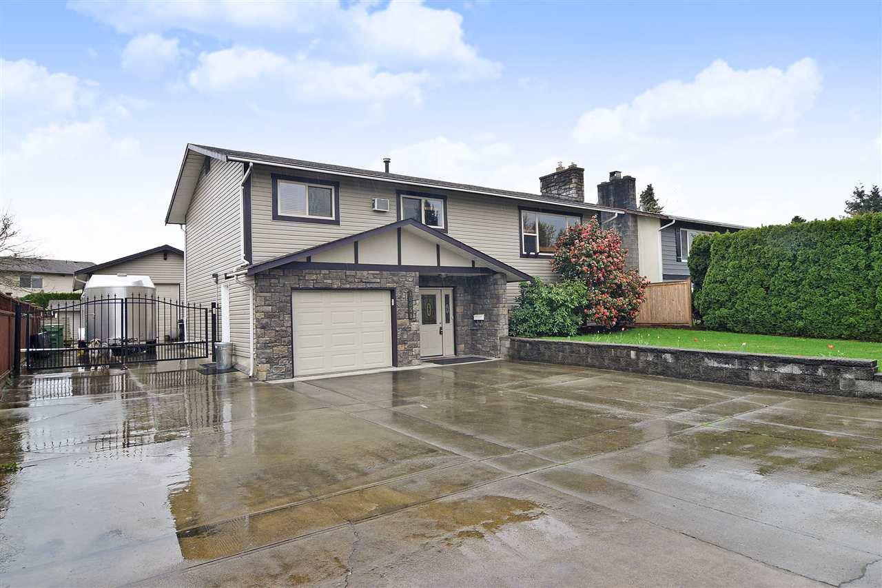 "Main Photo: 10458 GLASGOW Street in Chilliwack: Fairfield Island House for sale in ""Fairfield Island"" : MLS®# R2358600"
