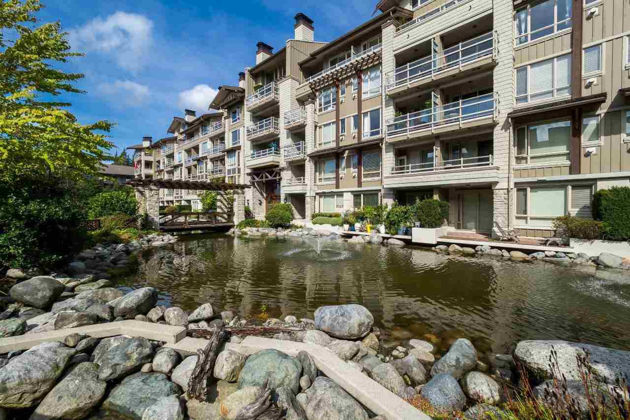 """Main Photo: 101 580 RAVENWOODS Drive in North Vancouver: Roche Point Condo for sale in """"Raven Woods"""" : MLS®# R2407526"""