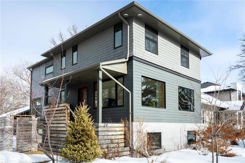 Main Photo: 295 Ashland Avenue in Winnipeg: Riverview Residential for sale (1A)  : MLS®# 202004054