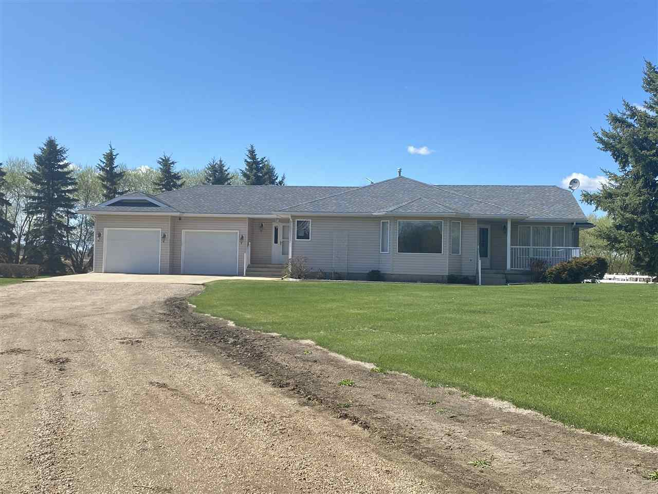 Main Photo: 59522 RR 241: Rural Westlock County House for sale : MLS®# E4194354