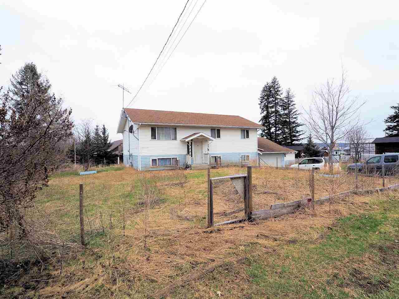 Main Photo: 4834 CLARKE Avenue: Lac la Hache House for sale (100 Mile House (Zone 10))  : MLS®# R2452846