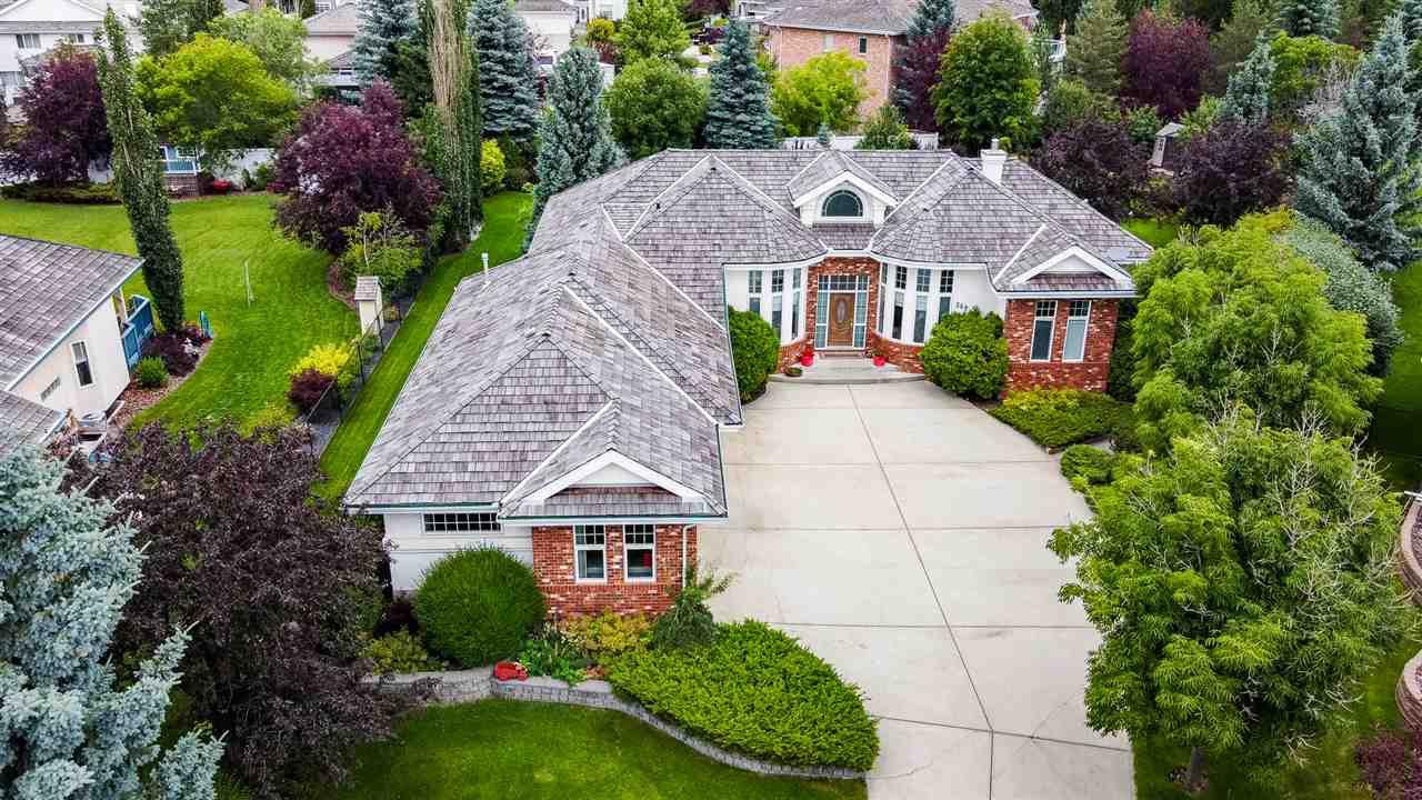 Main Photo: 369 ESTATE Drive: Sherwood Park House for sale : MLS®# E4207381