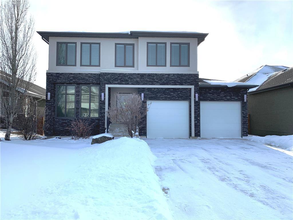 Main Photo: 70 Silver Sage Crescent in Winnipeg: Sage Creek Residential for sale (2K)  : MLS®# 202028768