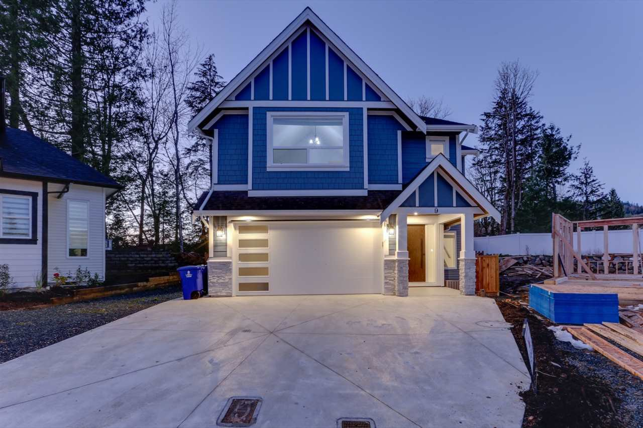 "Main Photo: 9 4581 SUMAS MOUNTAIN Road in Abbotsford: Sumas Mountain House for sale in ""Sumas Mountain"" : MLS®# R2521804"