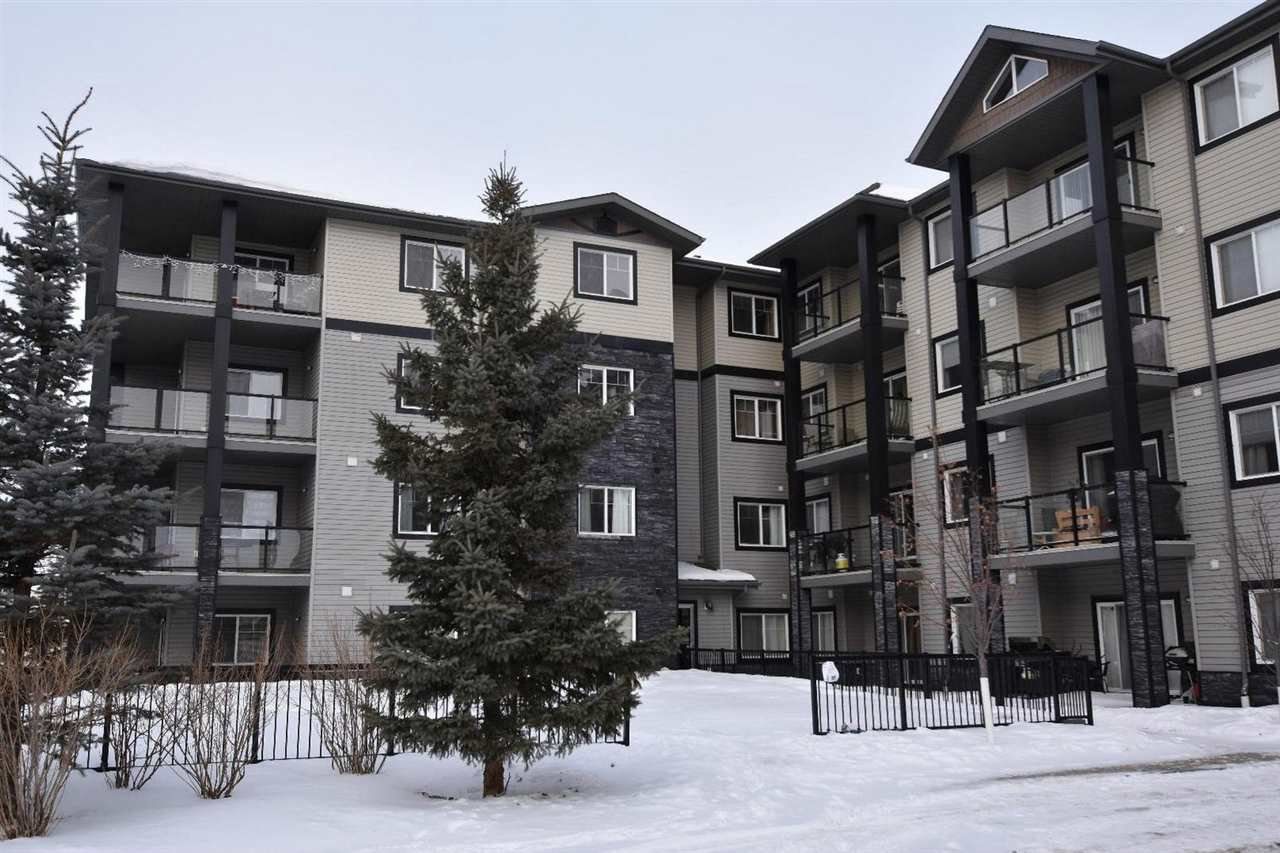 Main Photo: 312 1204 156 Street in Edmonton: Zone 14 Condo for sale : MLS®# E4224716