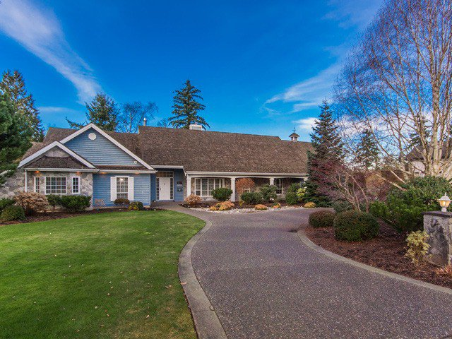 Main Photo: 16493  26TH AV in Surrey: Grandview Surrey House for sale (South Surrey White Rock)  : MLS®# F1304192