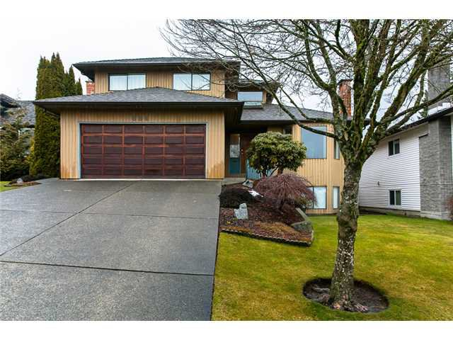 Photo 1: Photos: 684 WILDING Place in North Vancouver: Tempe House for sale : MLS®# V1053900