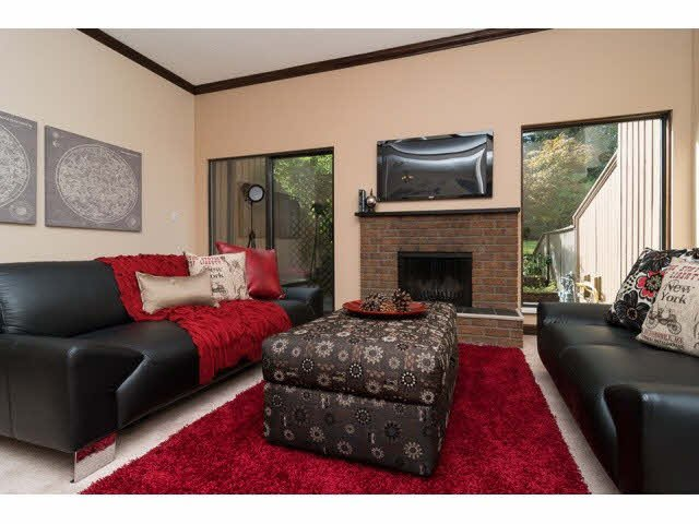 """Main Photo: 10 2980 MARINER Way in Coquitlam: Ranch Park Townhouse for sale in """"MARINER MEWS"""" : MLS®# V1088633"""