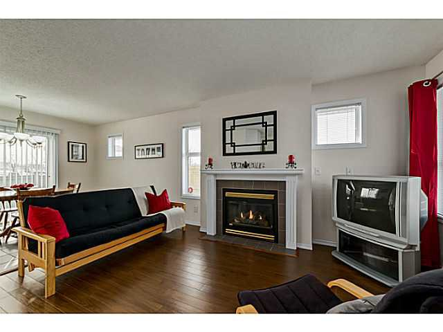 Photo 2: Photos: 127 HARVEST GOLD Place NE in Calgary: Harvest Hills Townhouse for sale : MLS®# C3653395