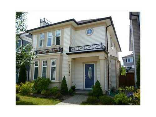 Main Photo: 11047 BAY MILL Road in Pitt Meadows: South Meadows Home for sale ()  : MLS®# V889905