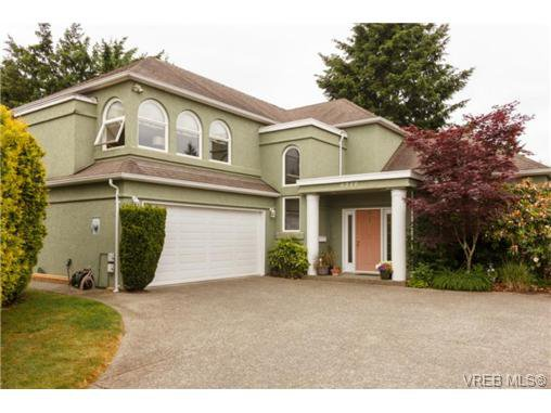 Main Photo: 6710 Tamany Dr in VICTORIA: CS Tanner Single Family Detached for sale (Central Saanich)  : MLS®# 704095