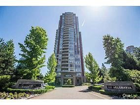 "Main Photo: 1005 6838 STATION HILL Drive in Burnaby: South Slope Condo for sale in ""THE BELGRAVIA"" (Burnaby South)  : MLS®# R2006299"
