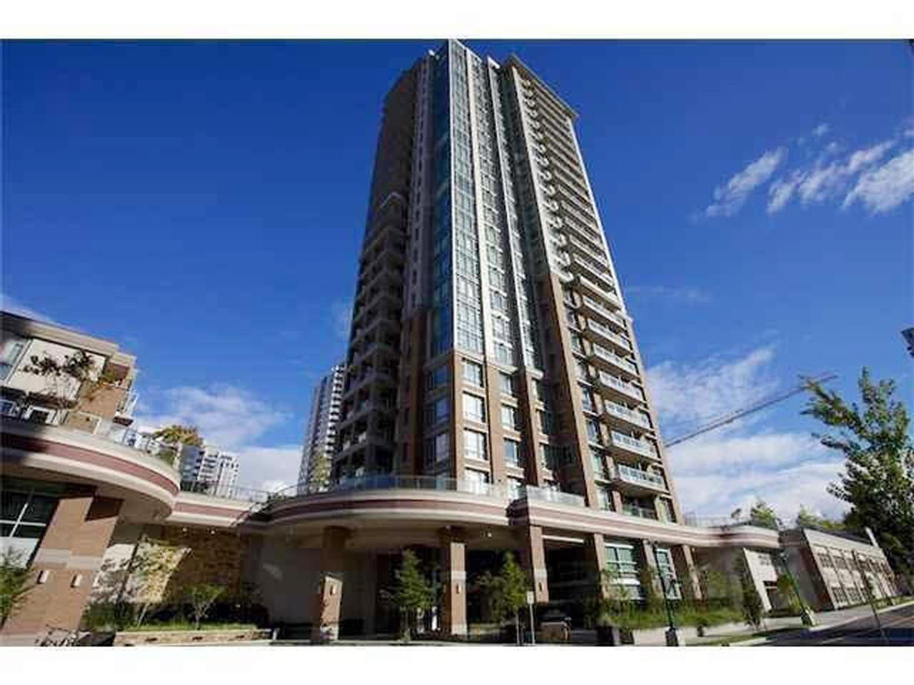 """Main Photo: 1102 1155 THE HIGH Street in Coquitlam: North Coquitlam Condo for sale in """"M ONE"""" : MLS®# R2009155"""