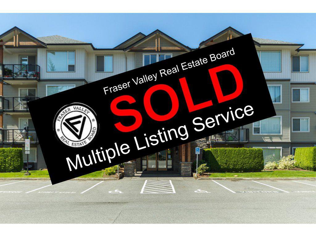 "Main Photo: 408 2955 DIAMOND Crescent in Abbotsford: Abbotsford West Condo for sale in ""Westwood"" : MLS®# R2094744"