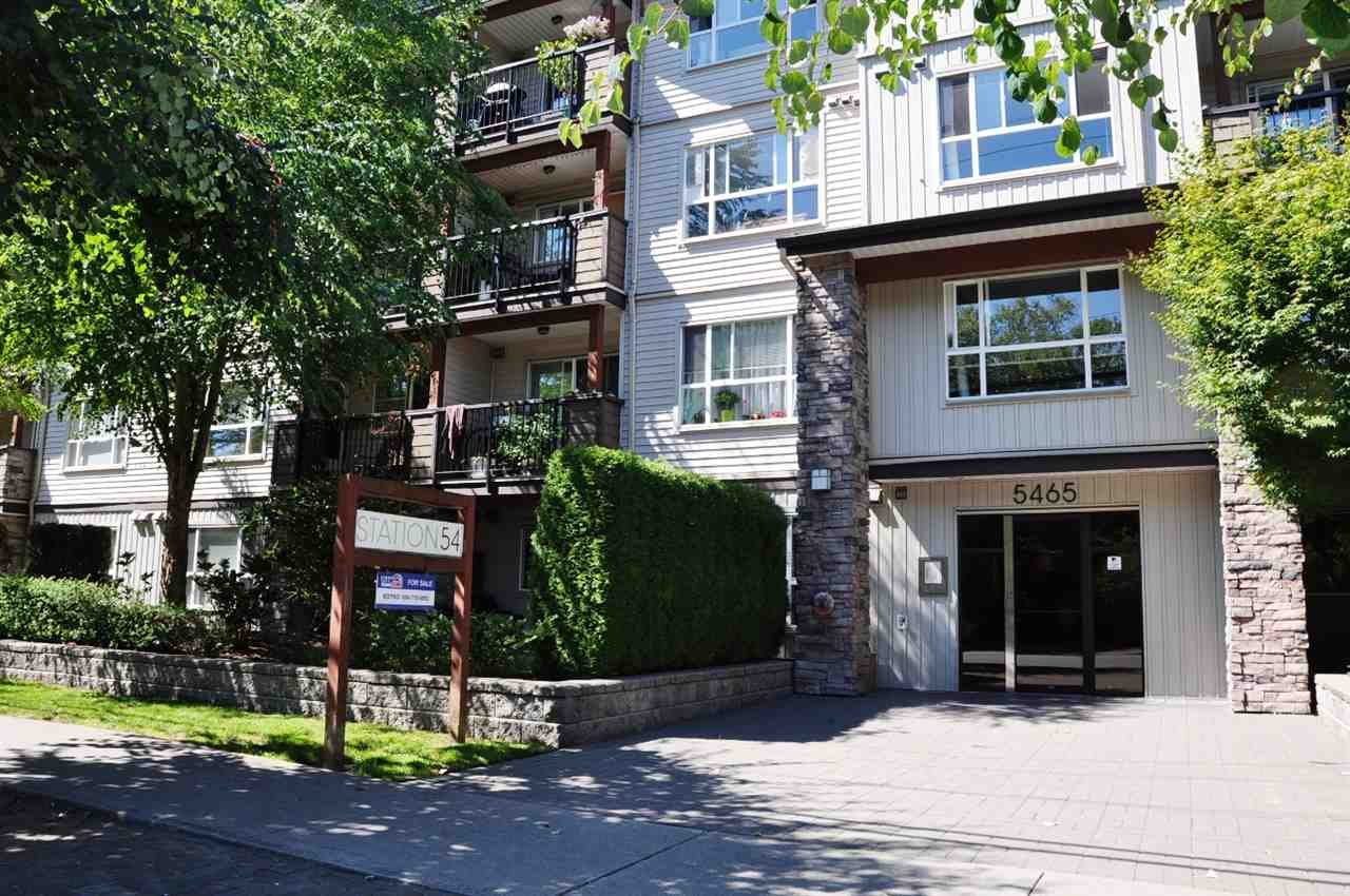 "Main Photo: 203 5465 203 Street in Langley: Langley City Condo for sale in ""STATION 54"" : MLS®# R2100862"