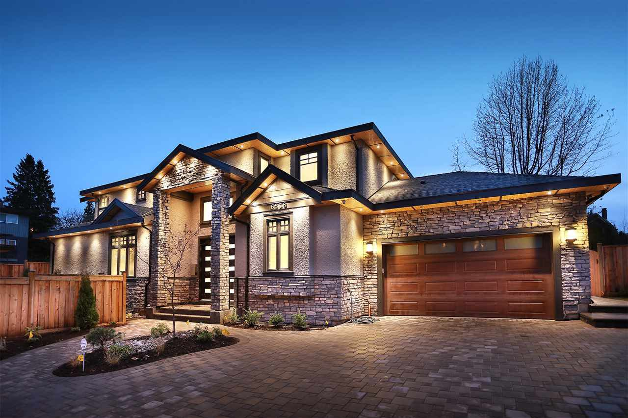 Main Photo: 6538 ORCHARD Place in Burnaby: Deer Lake House for sale (Burnaby South)  : MLS®# R2124920
