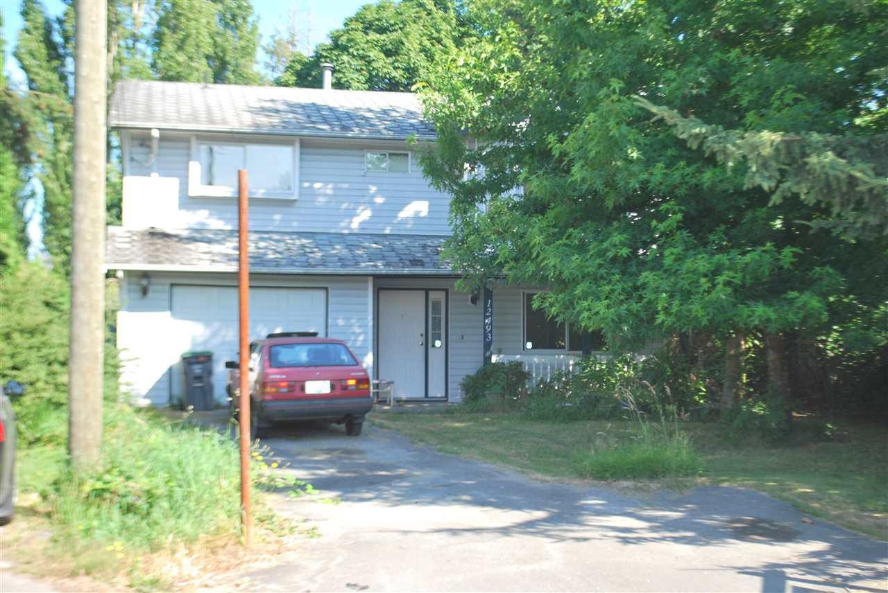 Main Photo: 12493 113 Avenue in Surrey: Bridgeview House for sale (North Surrey)  : MLS®# R2154741