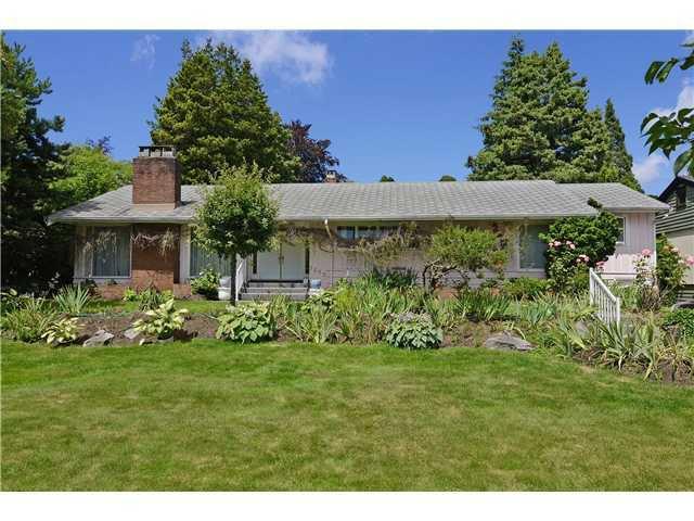 Main Photo: 1685 W KING EDWARD AV in Vancouver: Home for sale : MLS®# V1017556