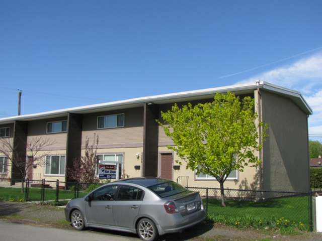 Main Photo: 1 282 PARK STREET in : North Kamloops Townhouse for sale (Kamloops)  : MLS®# 140049