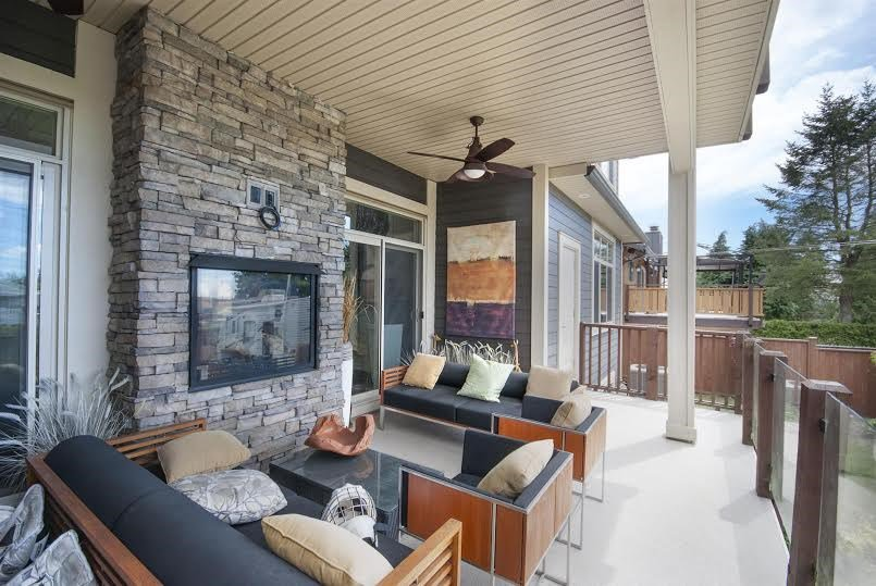 Photo 19: Photos: 418 MUNDY Street in Coquitlam: Central Coquitlam House for sale : MLS®# R2170231