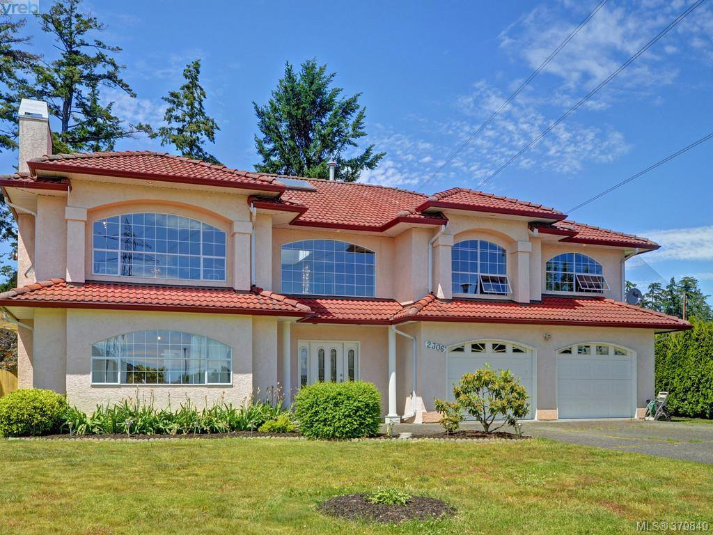 Main Photo: 2306 Evelyn Hts in VICTORIA: VR Hospital House for sale (View Royal)  : MLS®# 762856