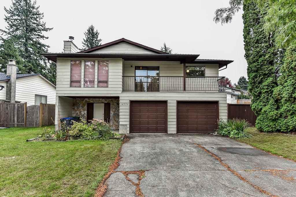 Main Photo: 14226 72A Avenue in Surrey: East Newton House for sale : MLS®# R2209608