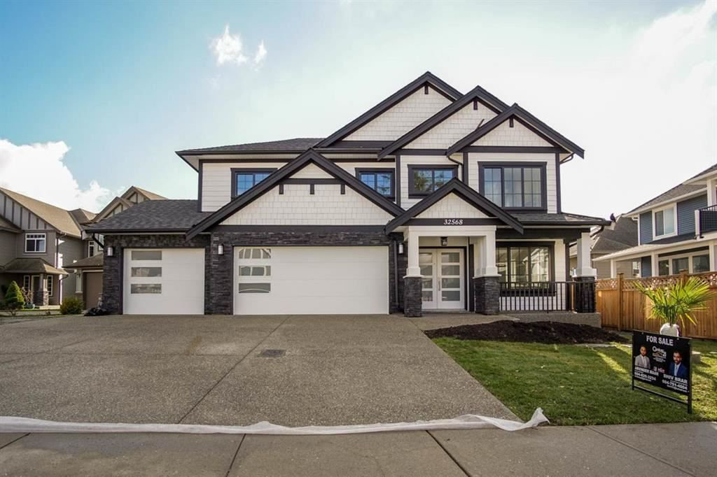 Main Photo: 32568 SALSBURY AVENUE in Mission: Mission BC House for sale : MLS®# R2230886