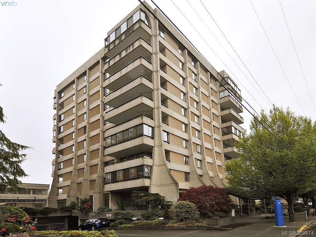 Main Photo: 403 1034 Johnson Street in VICTORIA: Vi Downtown Condo Apartment for sale (Victoria)  : MLS®# 389474