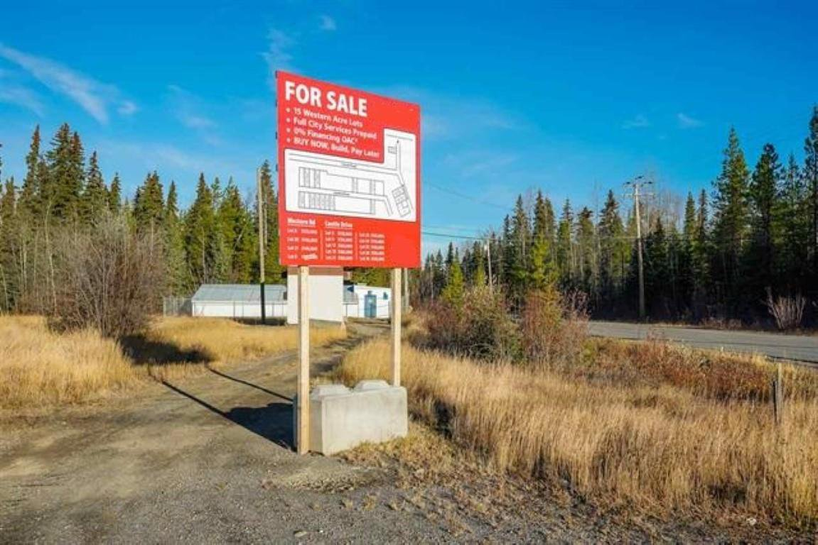 "Main Photo: 8387 CANTLE Drive in Prince George: Western Acres Land for sale in ""WESTERN ACRES"" (PG City South (Zone 74))  : MLS®# R2359252"